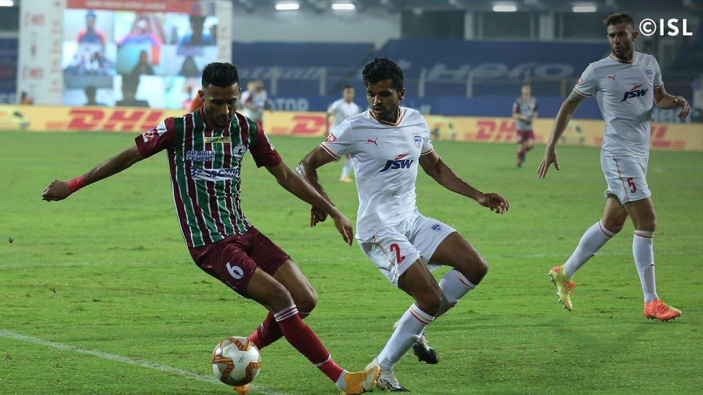 Mohun Bagan defeated Bengaluru 1-0 in the reverse fixture