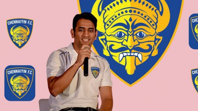 Image result for 5. Chennaiyin FC dhoni