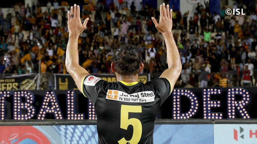 Adil Khan: Hero ISL in Goa is a great thing for Goan football