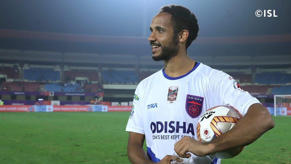 Odisha FC ropes in Spanish striker Manuel Onwu