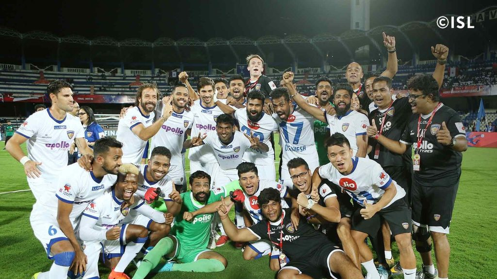 Chennaiyin stars share their happiness after title triumph
